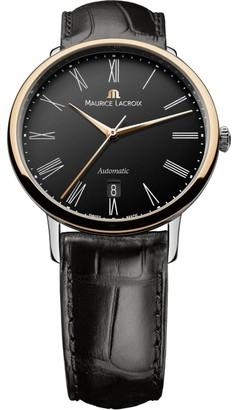 Maurice Lacroix Mens Les Classiques Tradition Automatic Watch LC6067-PS101-310-1