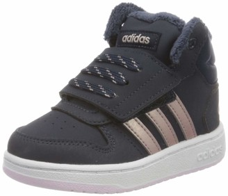 adidas Unisex Kids Hoops Mid 2.0 Basketball Shoes
