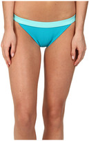 Marc by Marc Jacobs Solid Marc Color Block Julie Bikini