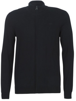 Esprit 999EE2I805-001 men's Cardigans in Black