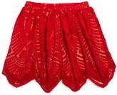 Bardot Junior Girls' Deco Lace Skirt