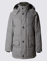 Blue Harbour Winter Down Filled Parka With Stormweartm