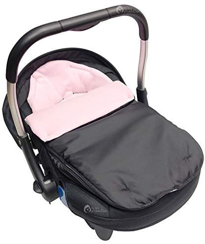 Cosy Toes Compatible with Graco Black Car Seat  Footmuff