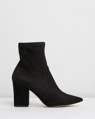 Siren Emerson Suede Ankle Boots