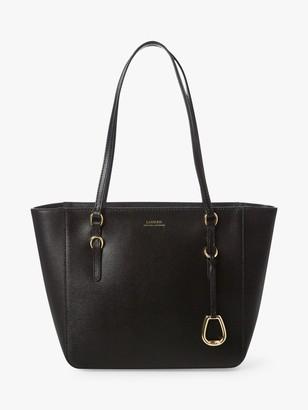 Ralph Lauren Ralph Bennington Leather Shopper Bag