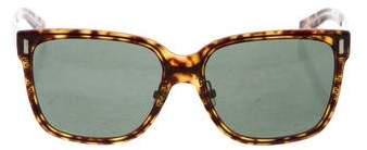 Christian Dior Blacktie Tortoiseshell Sunglasses