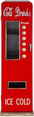 Toscano Design Retro 1950s Storage Cabinet Design