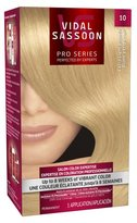 Vidal Sassoon Pro Series Hair Color, 101 Kit