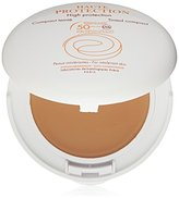 Eau Thermale Avene High Protection Tinted Compact SPF 50 Sunscreen, Honey, 0.35 oz.