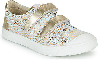 GBB NOELLA girls's Shoes (Trainers) in Gold
