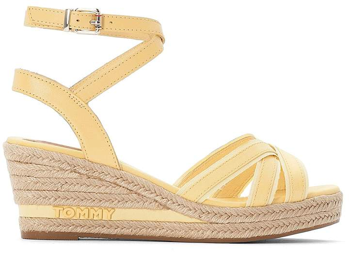 35b324ab2b6 Elba 60C Espadrille Wedge Heel Sandals with Cross-Strap