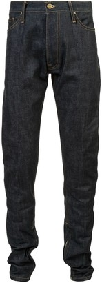 Fear Of God zipped cuff jeans