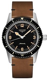 Longines Skin Diver Watch, 42mm