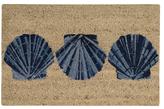 Nourison Greetings Trio Shells Indoor/Outdoor Rug