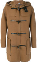 Lanvin hooded duffle coat