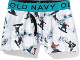 Old Navy Printed Boxer Brief 1-Pack for Boys