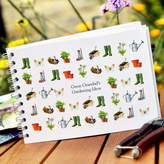 STUDY Amanda Hancocks Personalised Gardening Journal