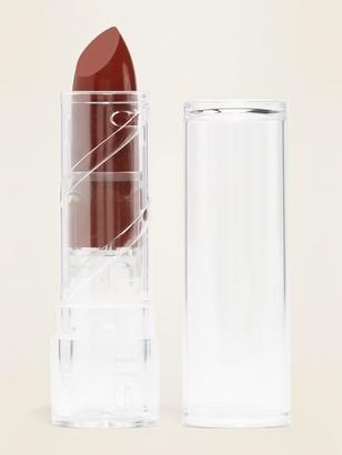 Elf SRSLY Satin Lipstick -- Cocoa