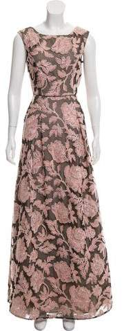 Karl Lagerfeld Paris Mesh Evening Gown w/ Tags