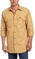 Carhartt Men's Chamois Button Front Original Fit Shirt