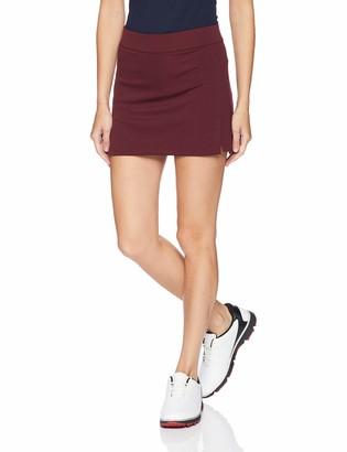 J. Lindeberg Women's Stretch Golf Skirt