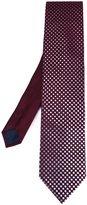 Lanvin dot detail tie