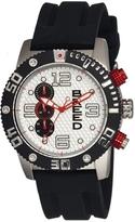 Breed Men's Grand Prix Stainless Steel Watch