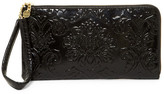 Hobo Rylan Leather Wristlet Clutch
