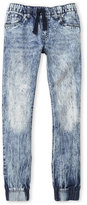 Levi's Boys 8-20) Acid Wash Denim Jogger Pants