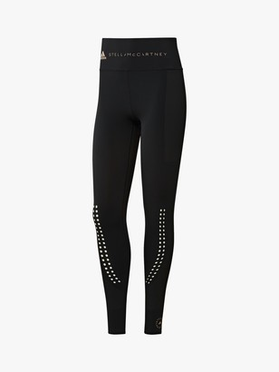 adidas by Stella McCartney Support Core Leggings, Black