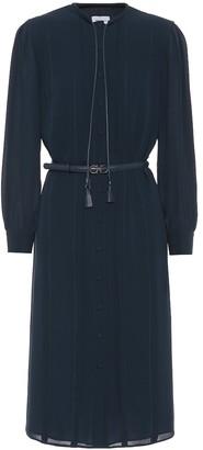 Salvatore Ferragamo Silk-crApe dress