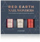 Red Earth Nail Wonders Kit