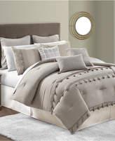 Sunham Tifton 10-Pc. California King Comforter Set