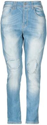 Made With Love Denim pants - Item 42701773LI