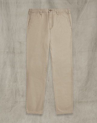 Belstaff OFFICERS CHINO TROUSERS Beige