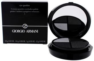 Giorgio Armani 0.125Oz #01 Notorious Eye Quatro Eyeshadow Palette