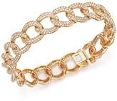 Bloomingdale's Diamond Pavé Link Bracelet in 14K Yellow Gold, 7.0 ct. t.w.