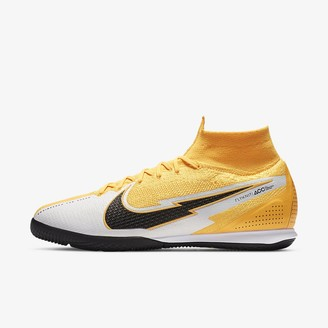 Nike Indoor/Court Soccer Shoe Mercurial Superfly 7 Elite IC