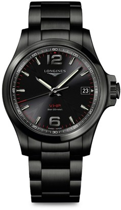 Longines Conquest V.H.P. Bracelet Watch