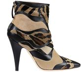 Alberta Ferretti Heeled Booties Shoes Woman