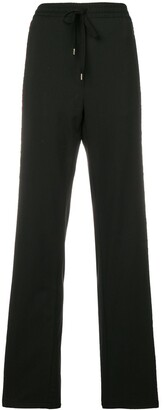 No.21 Side-Stripe Drawstring Pants