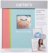C. R. Gibson® Here Comes Baby Pregnancy Photo Journal Kit