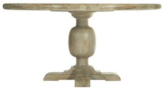 Bernhardt Patina Dining Table Color: Sand