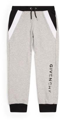 Givenchy Kids Logo Sweatpants