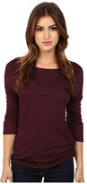 Three Dots Kylie Long Sleeve Tunic