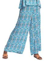 Plenty by Tracy Reese Printed Wide Leg Pants