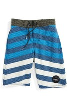 Quiksilver Toddler Boy's Crypt Brigg Board Shorts