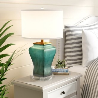 """Osborne Rosecliff Heights 24.5"""" Table Lamp Rosecliff Heights"""