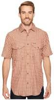 Filson Twin Lakes Short Sleeve Sport Shirt Men's Clothing