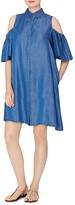 Catherine Malandrino Cold Shoulder Zito Dress